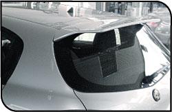 Alfa 147 ICC Roof Spoiler - PUR
