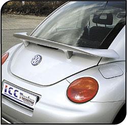 VW Beetle Pi Rear Spoiler - PUR